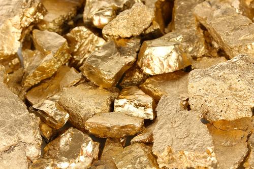 Handelen in goud