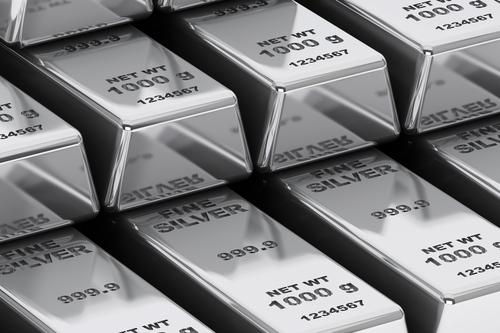 Handelen in zilver app